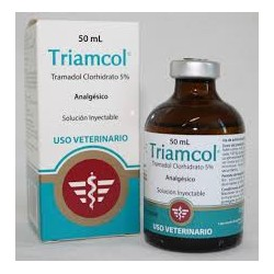 TRIAMCOL INY. FRASCO AMP. 50ML