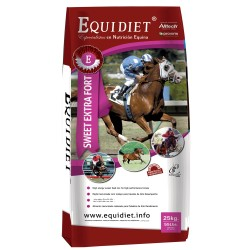 EQUIDIET SWEET EXTRA FORT 25KG